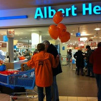 Photo taken at Albert Heijn by JY G. on 3/9/2012
