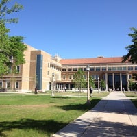 Photo taken at TTU - Rawls College of Business by Heather M. on 4/20/2012