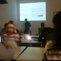 Photo taken at KSchool by Pablo V. on 4/21/2012