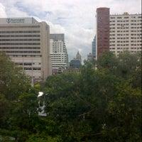 Photo taken at Nana Hiso Hotel Bangkok by Laila A. on 8/27/2012