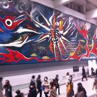 Photo taken at 明日の神話 / Myth of Tomorrow by Makoto K. on 3/1/2012