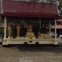 Photo taken at Bubparam temple by Jobbiee Z. on 8/3/2012