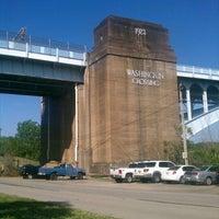 Photo taken at 40th St. Bridge by Jason G. on 5/20/2012