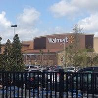 Photo taken at Walmart Supercenter by Georgina H. on 3/22/2012