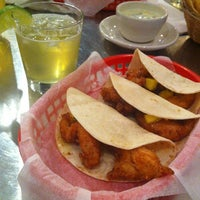 Photo taken at Taqueria del Sol by Emmy T. on 3/27/2012