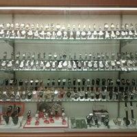 Photo taken at Relojoaria Orient by Lucas B. on 8/2/2012