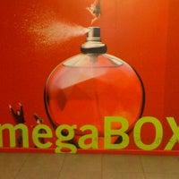 Photo taken at MegaBox by Jen C. on 2/12/2012