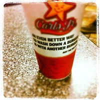 Photo taken at Carl's Jr. by Adrian O. on 2/20/2012