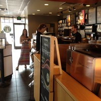 Photo taken at Starbucks by Paul W. on 8/28/2012