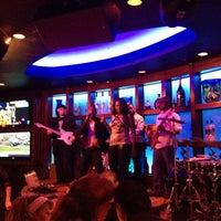 Photo taken at Blue Martini by jo b. on 7/8/2012