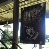 Photo taken at JCT Kitchen & Bar by Stefany C. on 9/1/2012
