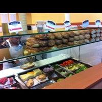 Photo taken at Cafe Algiers by Vinh L. on 9/6/2012