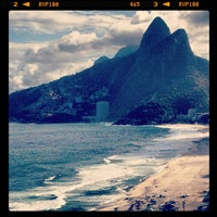 Photo taken at Sol Ipanema Hotel by mcasaverde on 5/17/2012