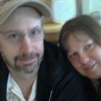 Photo taken at Big Apple Diner by Trishia M. on 3/6/2012