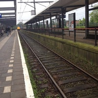 Photo taken at Station Oss by Rob G. on 7/9/2012
