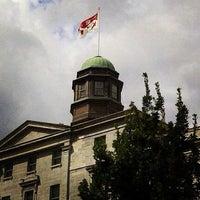 Photo taken at McGill University by Caroline H. on 8/29/2012