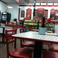 Photo taken at Firehouse Subs by Gregg H. on 2/26/2012