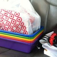 Photo taken at Target by Liza on 7/22/2012