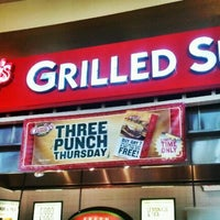 Photo taken at Charley's Grilled Subs by Meagan A. on 4/2/2012