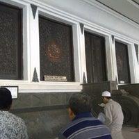 Photo taken at Makam Sunan Kalijaga by Mbak A. on 8/17/2012