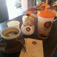 Photo taken at Wawee Coffee by Wasan K. on 4/16/2012