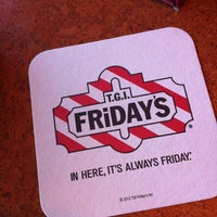 Photo taken at TGI Fridays by Ryan E. on 6/23/2012