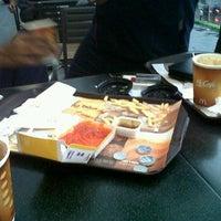 Photo taken at Miko coffee @ sarinah by Heri S. on 2/2/2012