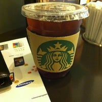Photo taken at Starbucks by Siwat Y. on 3/3/2012