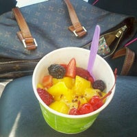 Photo taken at Froyo Love by Tica on 6/10/2012