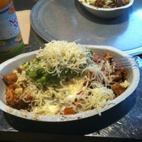 Photo taken at Chipotle Mexican Grill by Ricardo F. on 6/26/2012