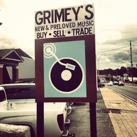 Photo taken at Grimey's New & Preloved Music by Shawn H. on 8/31/2012