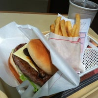 Photo taken at MOS Burger by Sharon W. on 7/20/2012