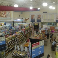 Photo taken at Brooklyn Supermarket by stacey N. on 8/18/2012