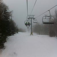 Photo taken at Bolton Valley Resort by Josh F. on 3/3/2012