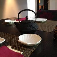 Photo taken at Izumi Sushi by Инна Р. on 5/16/2012