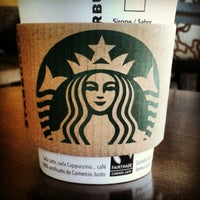 Photo taken at Starbucks Coffee by Alfonso Daniel G. on 4/14/2012