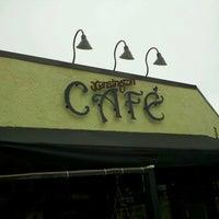 Photo taken at Kensington Café by Terry S. on 7/4/2012
