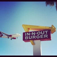 Photo taken at In-N-Out Burger by DangerousBri *. on 4/2/2012