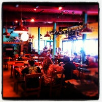 Photo taken at Mandolin Cafe by Todd B. on 7/15/2012