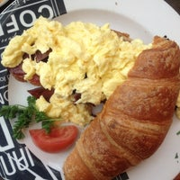 Photo taken at Mugg & Bean by Lorina R. on 5/17/2012