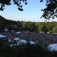 Photo taken at Red Stripe Mid Summer Music And Food Fest by Pepper on 6/16/2012