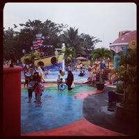 Photo taken at Ocean Park Water Adventure by Gede B. M. on 6/10/2012