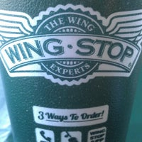 Photo taken at Wingstop by April A. on 6/15/2012