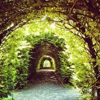 Photo taken at Snug Harbor Cultural Center & Botanical Garden by Megan A. on 6/15/2012