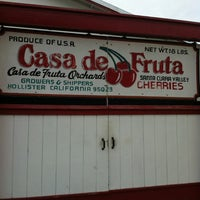 Photo taken at Casa de Fruta by Heather M. on 2/26/2012