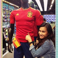 Photo taken at adidas by Rungna on 7/3/2012