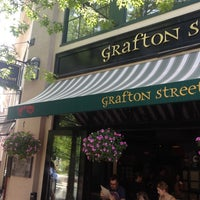 Photo taken at Grafton Street Pub by Krystina on 6/23/2012