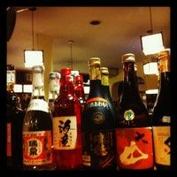 Photo taken at Hideki Sushi Bar e Restaurante by Toni F. on 4/29/2012