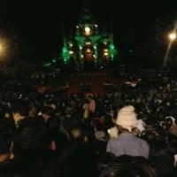 Photo taken at Pesta Kesenian Bali (PKB) XXXIV 2012 by Ghaida A. on 7/9/2012