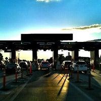 Photo taken at Throgs Neck Bridge Toll Plaza by Milton on 6/23/2012